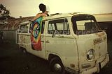 Hippie road trip
